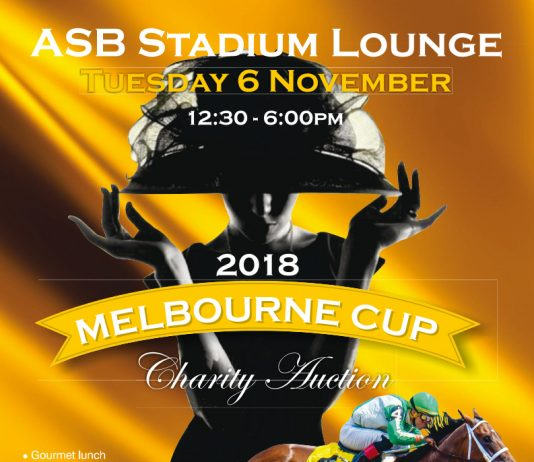 poster for the 2018 Melbourne cup race