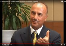 Dr. Leonard Coldwell cancer expert