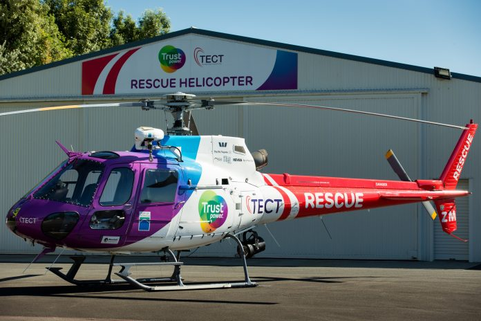 Trustpower Rescue Helicopter