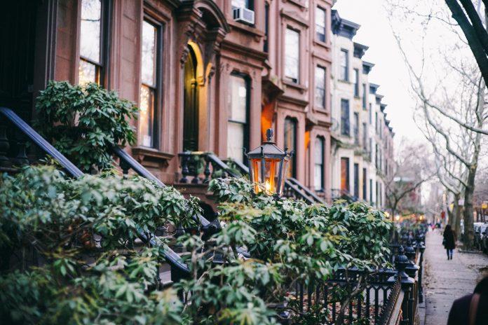 Vibrant neighbourhood