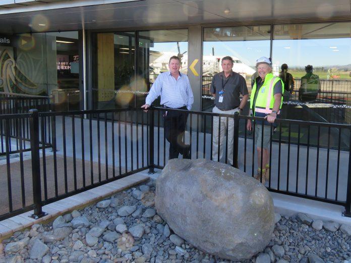 Tauranga Airport Terminal Expansion Team