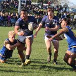 Tommy Kapai Wilson on rugby