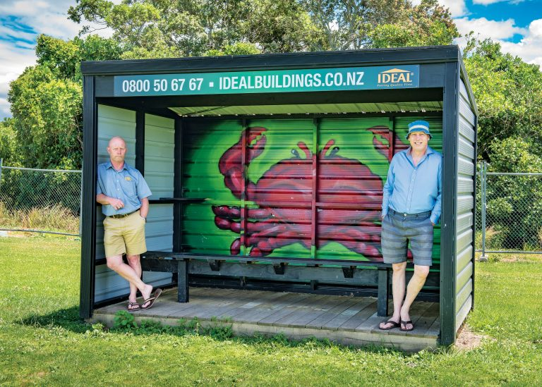 Local business digs deep for Club