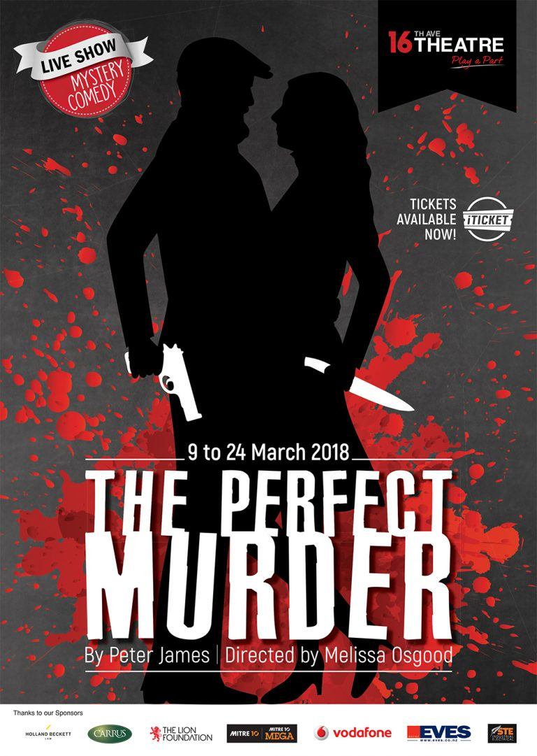 The Perfect Murder – ARCHIVE ONLY