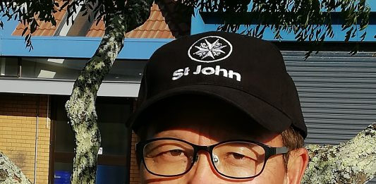 Photograph of Kent Leung