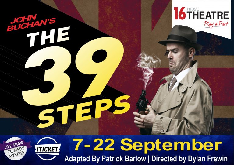 16th Ave Theatre – The 39 Steps