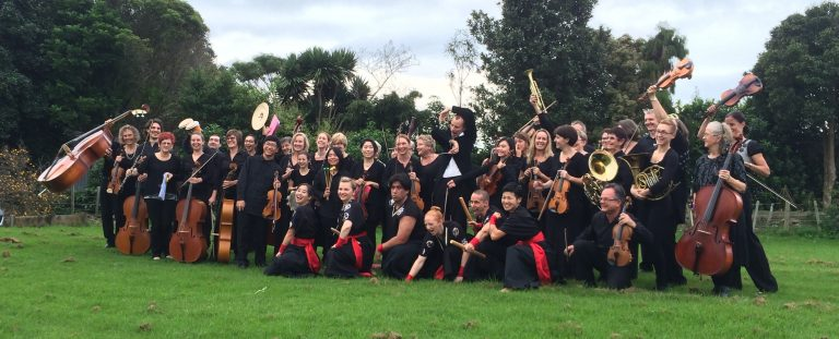 The Bay's own Community Orchestra!