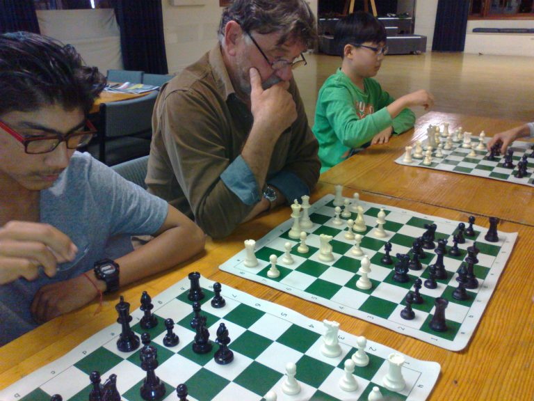 Our community Chess clubs are places to be!