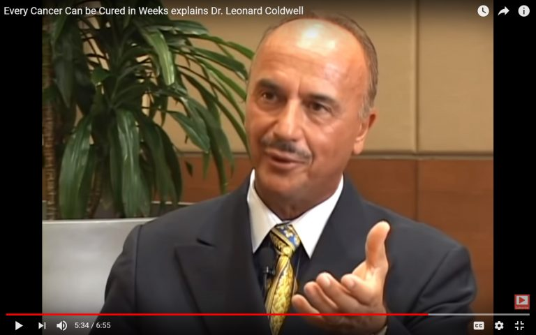 Dr. Coldwell