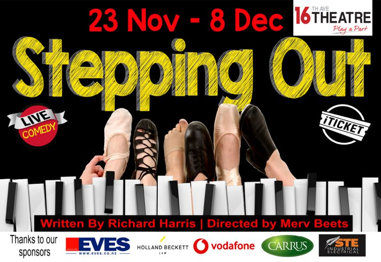 16th Ave Theatre – Stepping Out