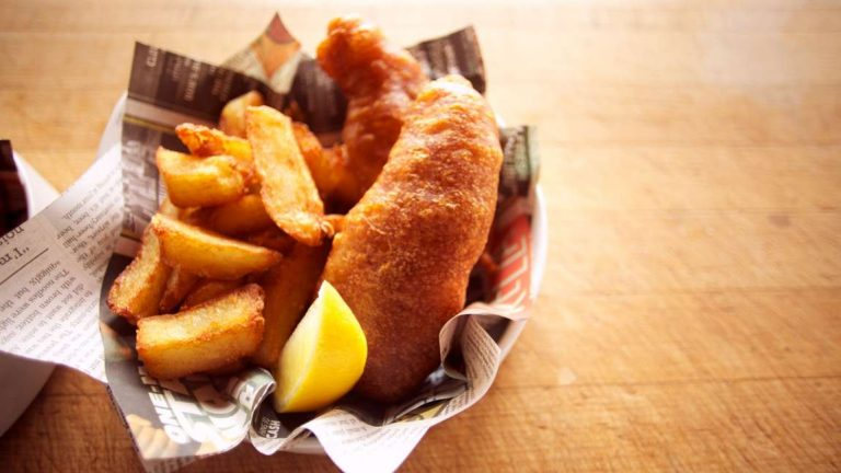 New Fish and Chips in the 'Hood