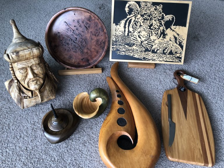 Tauranga Woodcrafters Guild Show