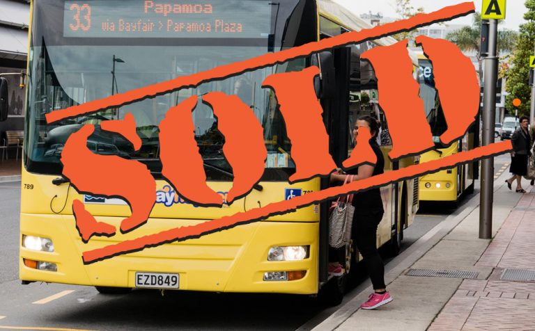 Regional Council all at Sea in its Dealings with NZ Bus