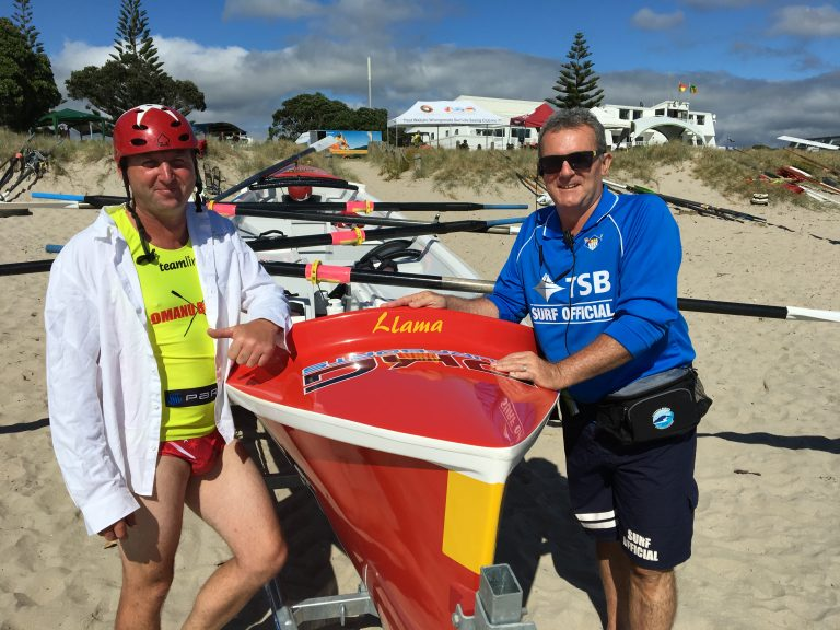 Surf Club Names Boat After Sports Official