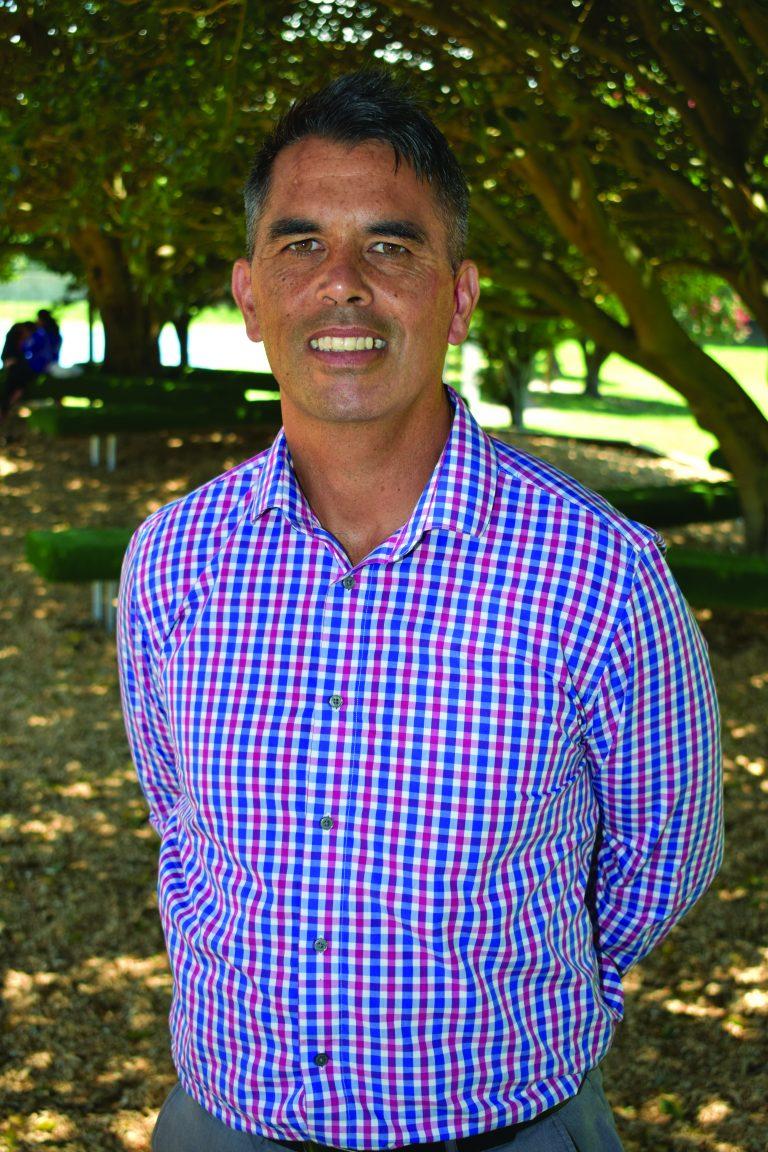 Tane Bennett – Principal, Maungatapu Primary School