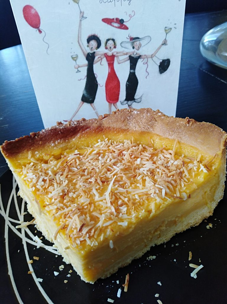 Lemon Tart – Creamy, zesty-Sweet and Rich