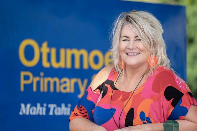 Zara McIndoe Principal, Otumoetai Primary School