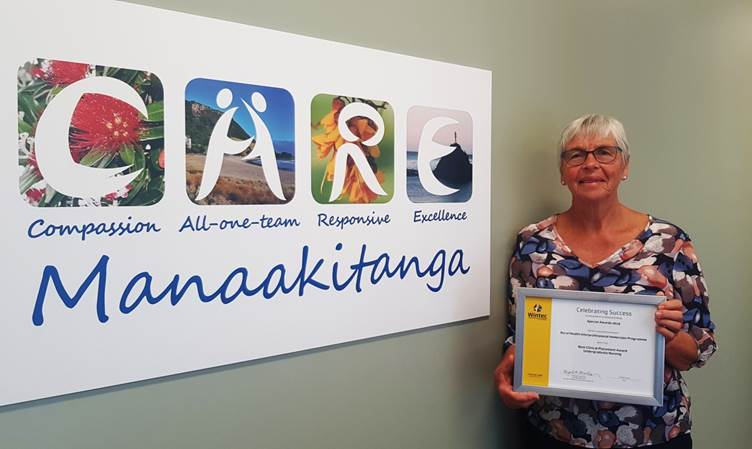 Whakatane-based programme aimed at increasing the recruitment of rural health professionals has received recognition for its outstanding work.