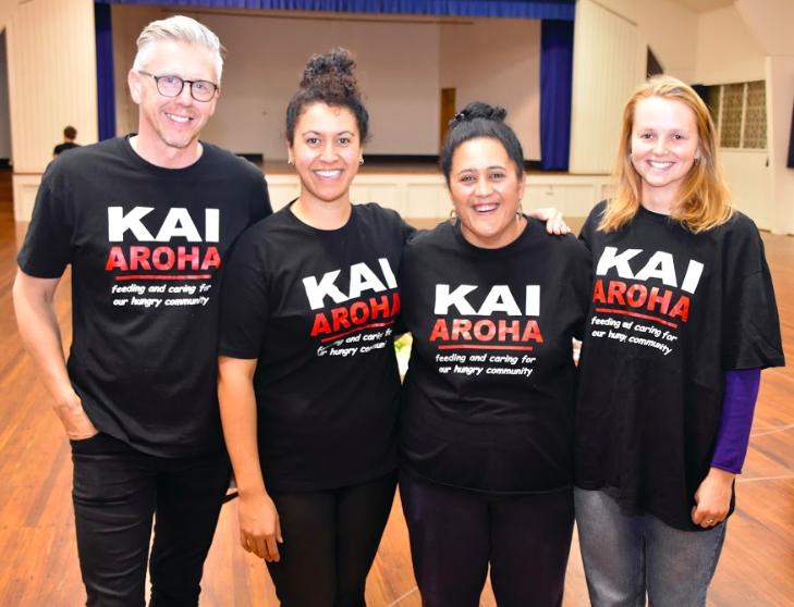 Kai Aroha – Giving Back