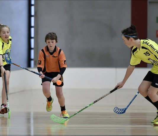 Floorball (aka Uni-hockey) is a version of indoor hockey that is growing in popularity across the world and now our community has the opportunity to get in on the action with this fun sport at the Trustpower Arena, Baypark.