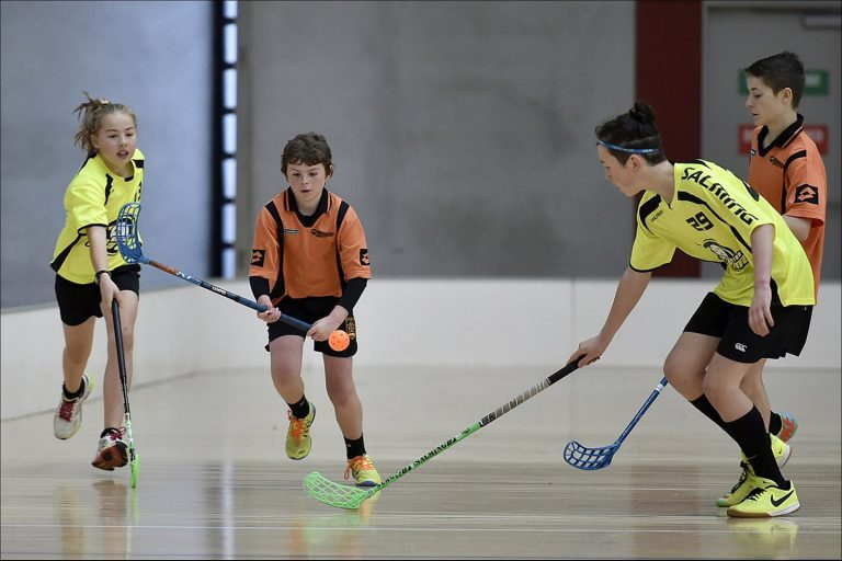 Have You Heard? Floorball is Coming to The Bay!