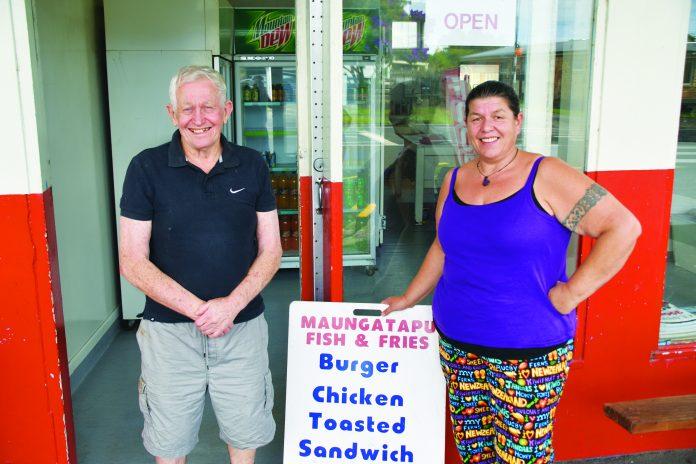 Maungatapu Fish and Chips shop