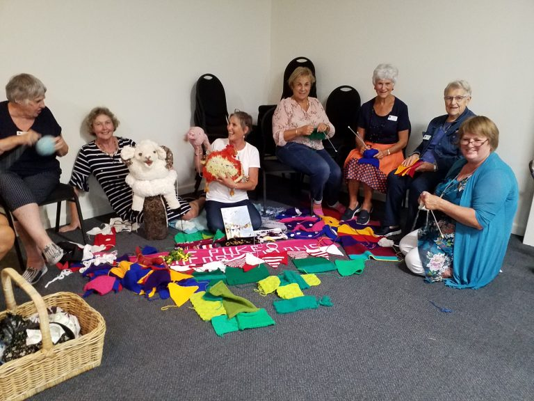 Crafty Greerton Gears Up for Bombing