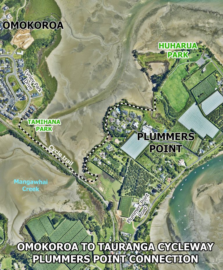 Community Celebration to Mark Plummers Point Cycleway Opening