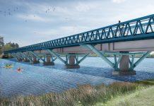 Wairoa River Bridge cycleway