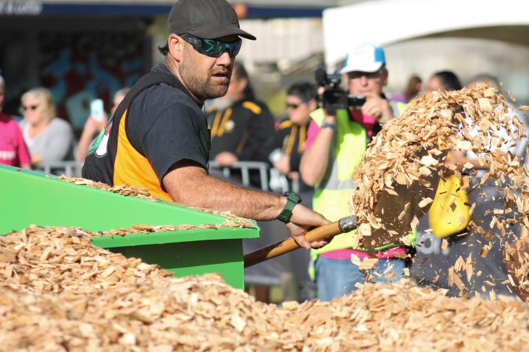 Kawerau WoodFest Celebrates Industry