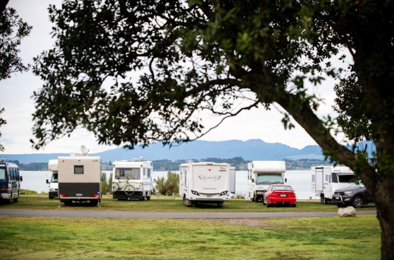 Western Bay gains freedom camping funding