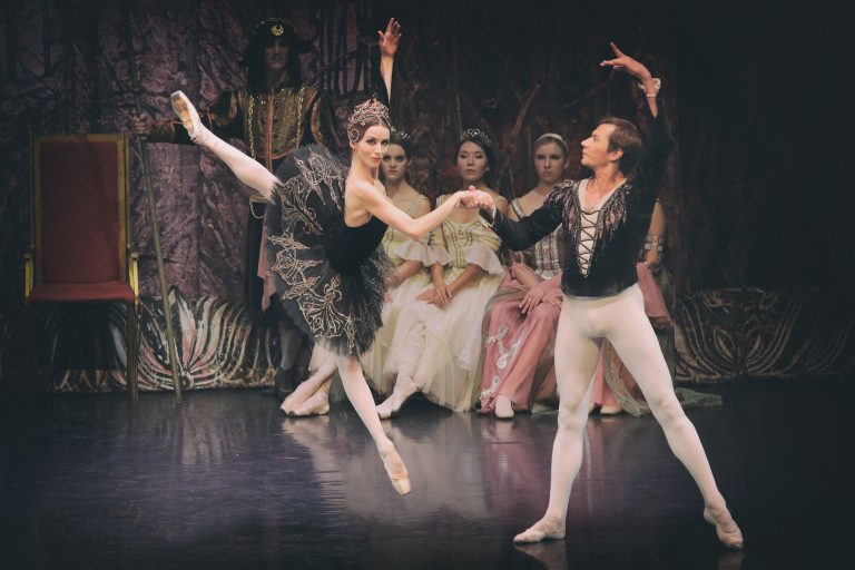 The Imperial Russian Ballet Company presents Swan Lake at Baycourt, 5-7 November 2019